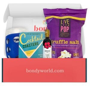 BondyPARTY Casual Cocktails Gift Box